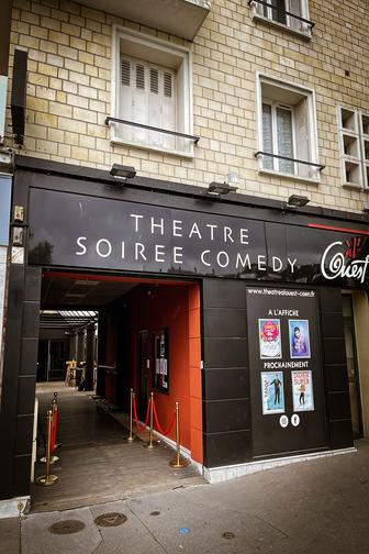 Théâtre à l'Ouest Caen